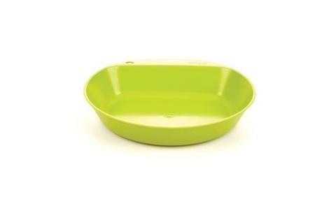 Wildo Camper Plate Deep глубокая туристическая тарелка lime