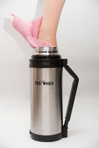 Tatonka Hot&Cold Stuff 1.2 термос из нержавеющей стали