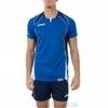 Asics Set Olympic Man волейбольная форма мужская blue - 1