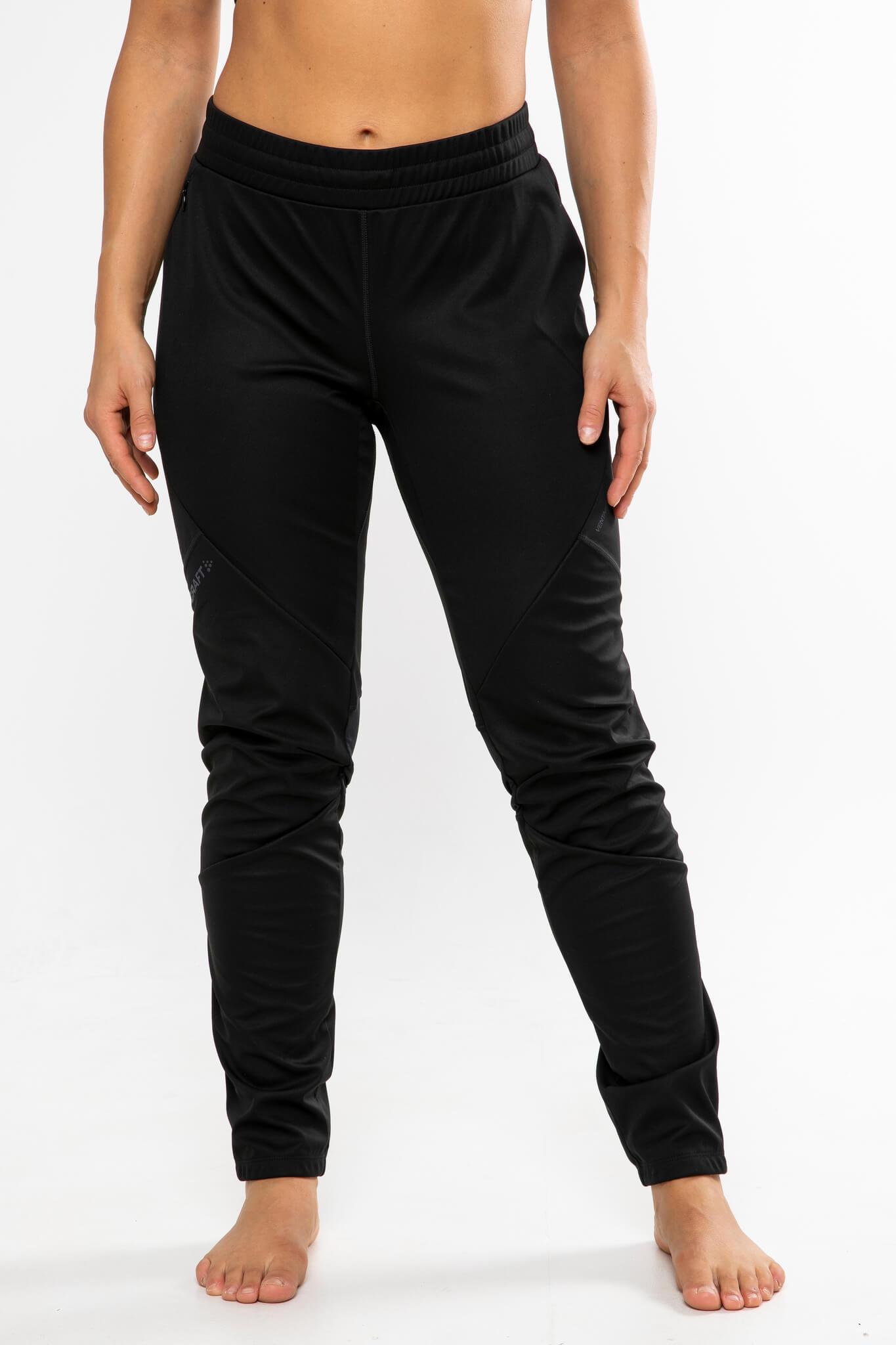 Craft Glide XC лыжные брюки женские черные - 7