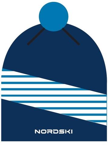 Nordski Line лыжная шапка jeans