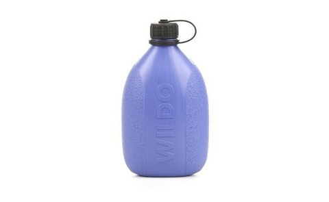 Wildo Hiker Bottle фляга blueberry