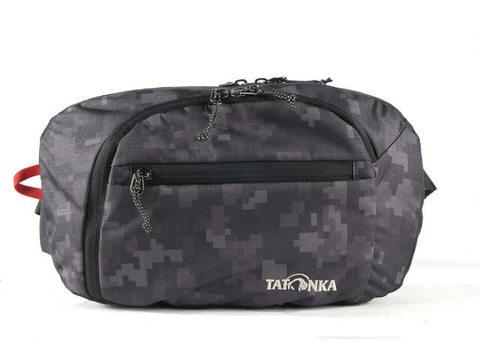 Tatonka Hip Sling Pack поясная сумка black digi camo