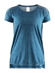 Craft Nrgy Mesh футболка спортивная женская синяя