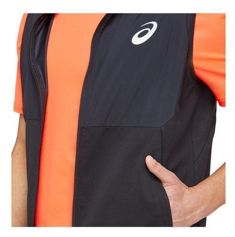 Asics Future Tokyo Vest беговой жилет мужской черный