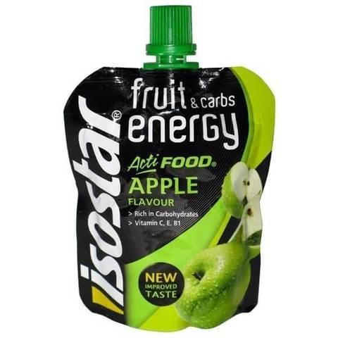 Isostar GEL Actifood энергетический гель apple 90 г
