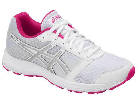 Беговые кроссовки женские Asics Patriot 9 белые
