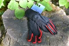 Nordski Warm WS детские лыжные перчатки black-red