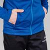 Nordski Base тренировочная куртка мужская true blue-blue - 4