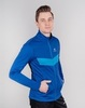Nordski Base тренировочная куртка мужская true blue-blue - 1
