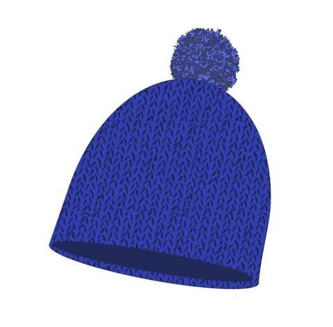 Nordski Knit лыжная шапка синяя