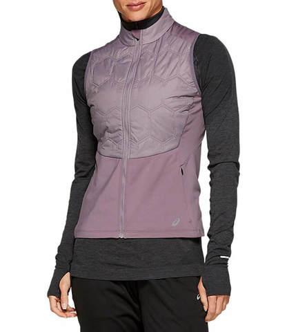 Asics Winter Vest утепленный беговой жилет женский