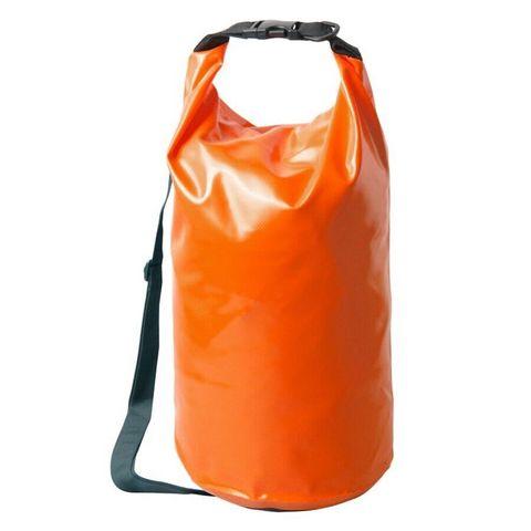 AceCamp Vinyl Dry Sack with strap - 50L гермомешок оранжевый