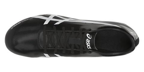 Asics Hyper Sprint 7 легкоатлетические шиповки для спринта черные