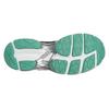 Кроссовки для бега женские Asics Gel Phoenix 8 серые-бирюзовые - 2