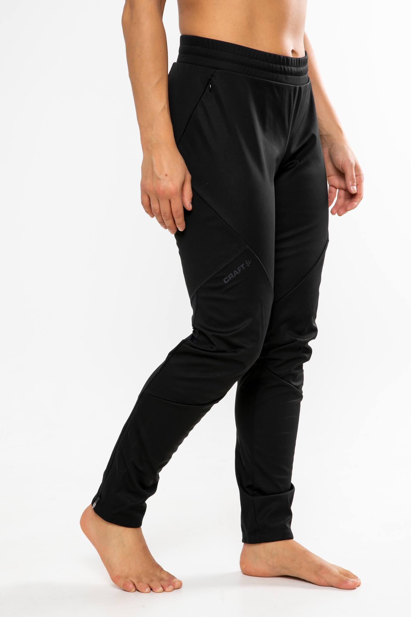 Craft Glide XC лыжные брюки женские черные - 8