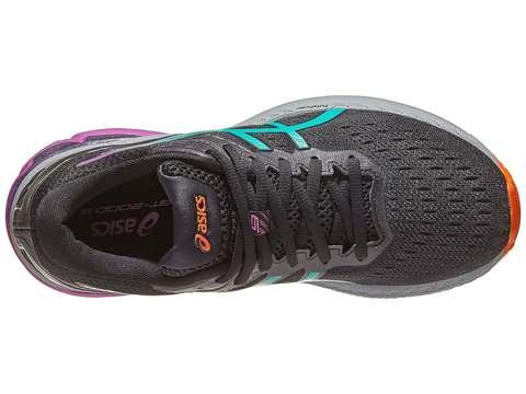 Asics Gt 2000 9 Trail кроссовки для бега женские черные