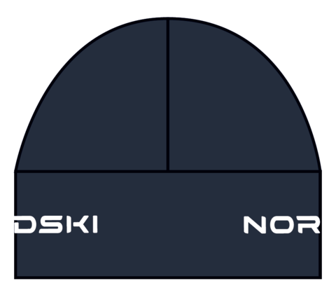 Nordski Warm шапка blueberry
