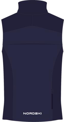 Nordski Motion мужской лыжный жилет blueberry