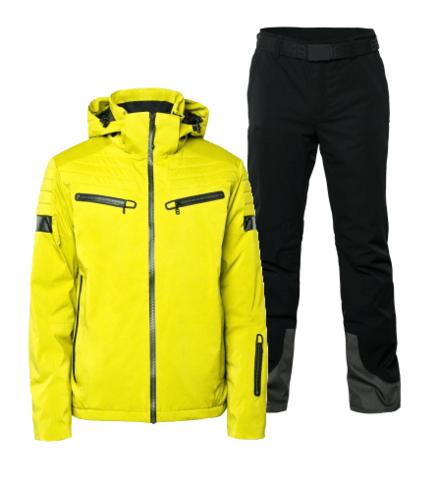 8848 Altitude Hayride Wandeck горнолыжный костюм мужской lime-black