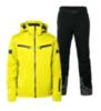 8848 Altitude Hayride Wandeck горнолыжный костюм мужской lime-black - 1