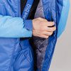 Nordski Jr Premium Sport утепленная лыжная куртка детская blue - 5