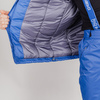 Nordski Jr Premium Sport утепленная лыжная куртка детская blue - 6