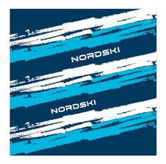 Nordski Stripe многофункциональный баф seaport