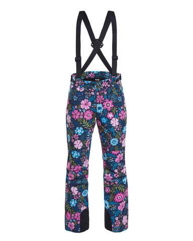 8848 Altitude Ewe женские горнолыжные брюки flower