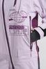 Cool Zone INTRO комбинезон женский сноубордический лавандовый-бордовый - 8