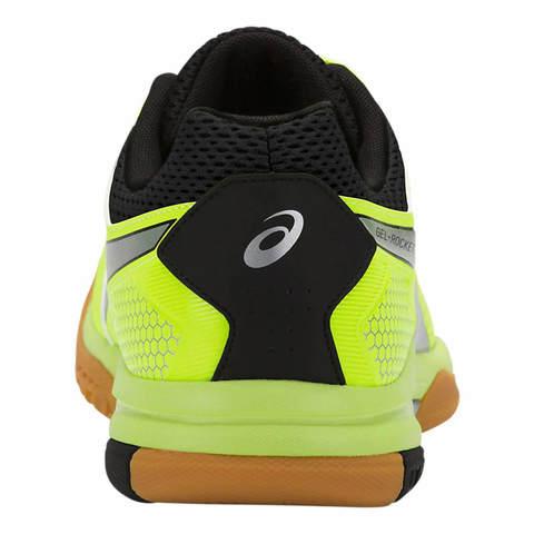 Asics Gel Rocket 8 мужские волейбольные кроссовки желтые