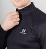 Nordski Pro лонгслив для тренировок мужской black - 4