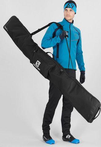 Salomon Nordik Pro чехол для лыж 215 см 3 пары