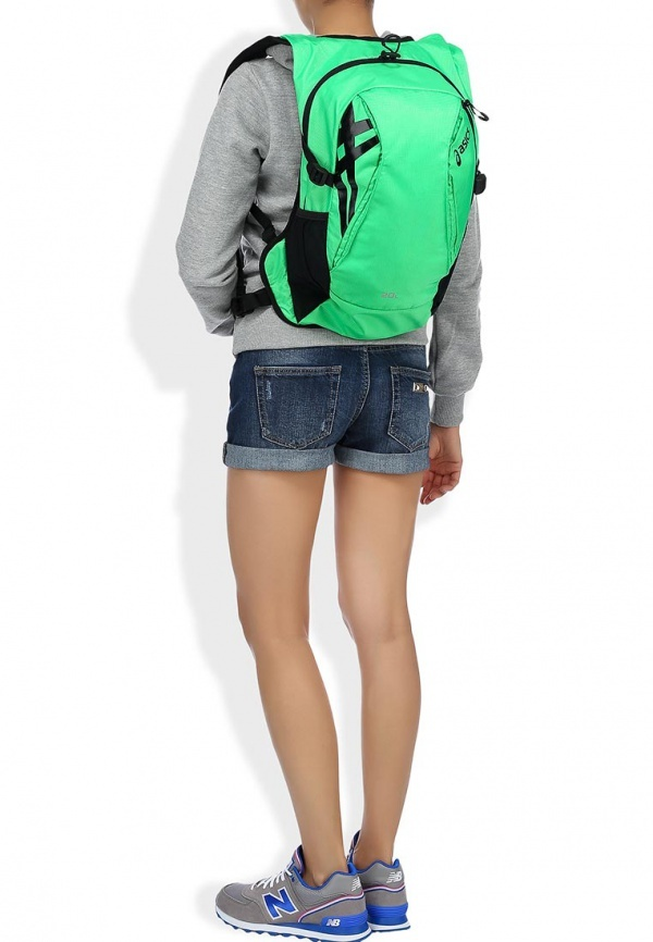 Рюкзак Asics Running Backpack green - 5