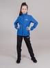 Nordski Jr Motion костюм беговой детский синий-нави - 1