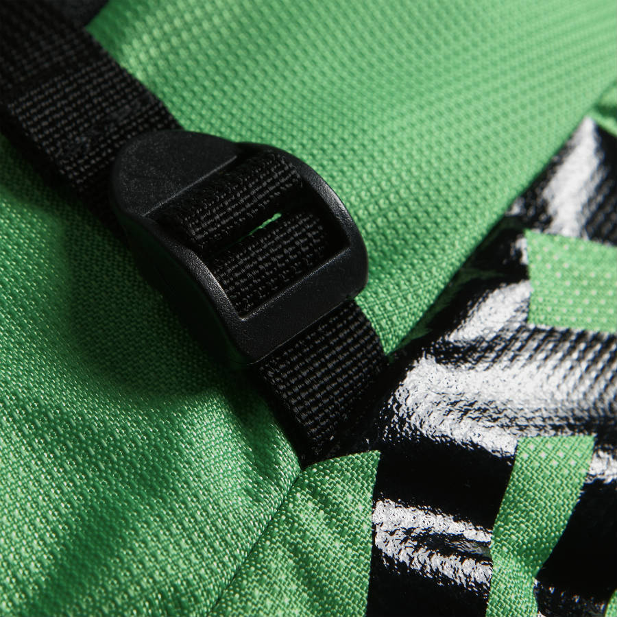 Рюкзак Asics Running Backpack green - 3
