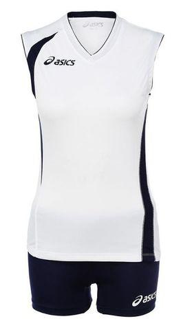 Asics Set Fly Lady женская волейбольная форма белая