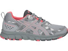 Asics Gel Scram 4 кроссовки для бега женские серые