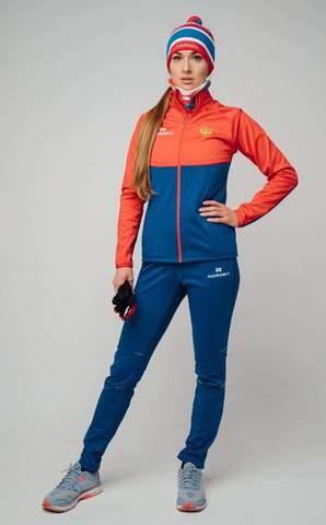 Nordski Premium Patriot лыжная куртка женская