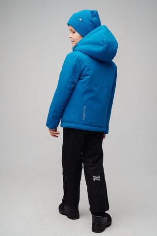 Nordski Kids Montana утепленный лыжный костюм детский blue