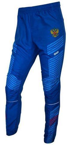 Olly Russia костюм для бега унисекс blue