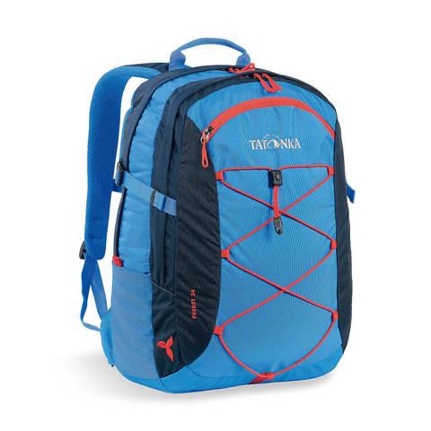 Tatonka Parrot 24 городской рюкзак женский bright blue