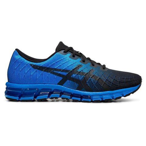 Asics Gel-Quantum 180 4 кроссовки для бега мужские черные-синие