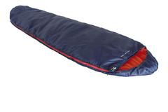 High Peak Lite Pak 1200 спальный мешок туристический синий-оранжевый