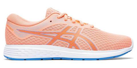 Asics Patriot 11 GS кроссовки для бега детские оранжевые