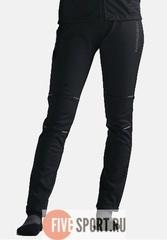 Nordski Premium 2020 разминочные брюки женские черные