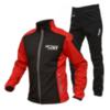 RAY Race WS лыжный костюм унисекс black-red - 1