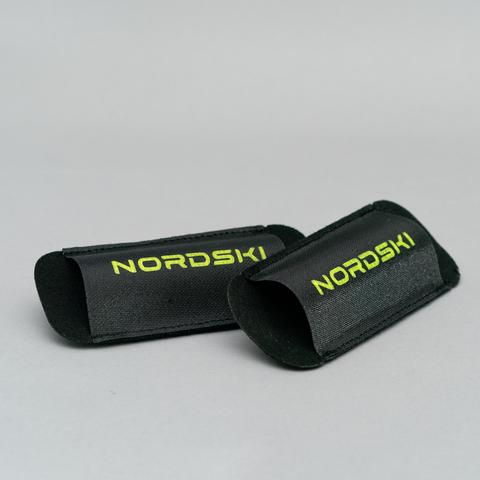 Nordski скрепки для лыж black-yellow