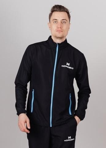 Nordski Motion Premium костюм для бега мужской black-blue