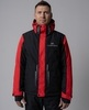 Nordski Extreme горнолыжный костюм мужской black-red - 3